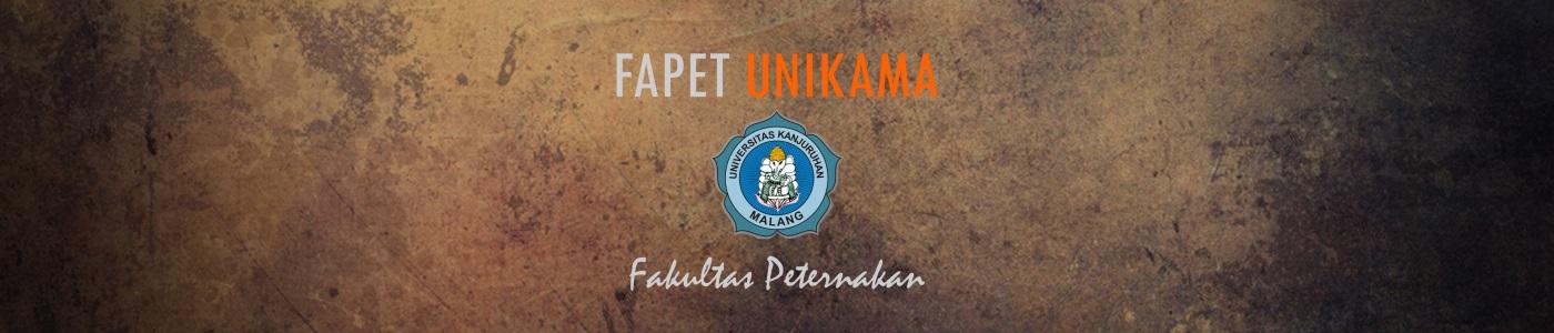 Fakultas Peternakan – UNIKAMA